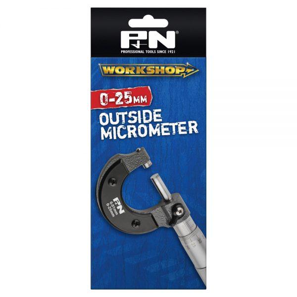 Micrometers – Outside – Workshop
