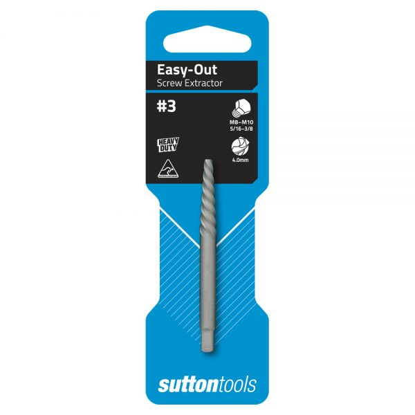 Screw Extractors – Easy-Out