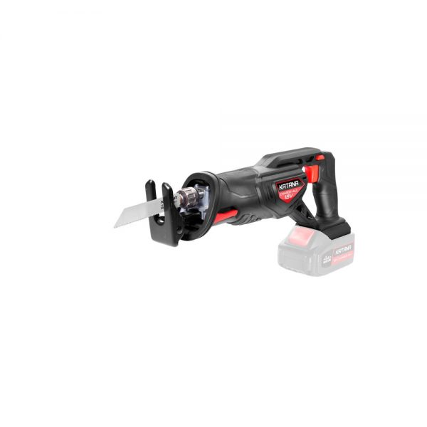 (product) Katana 18V Charge-All Reciprocating Saw