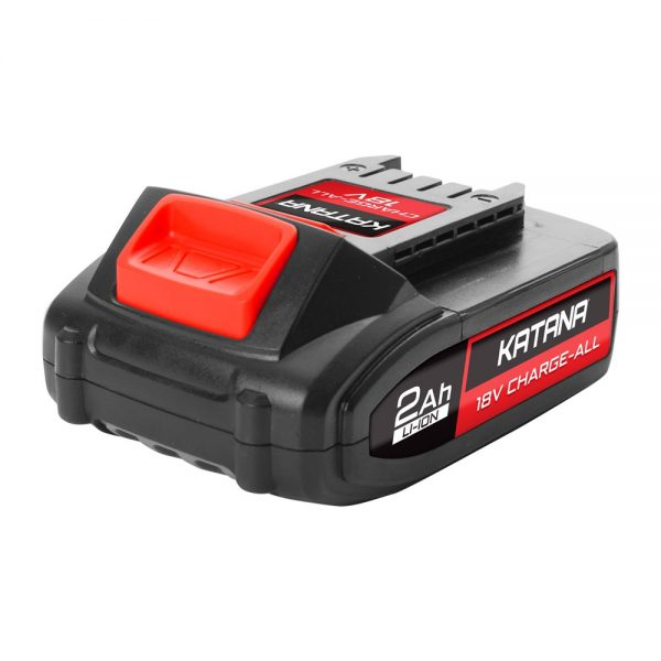 (product) Katana 18V Charge-All 2Ah Battery