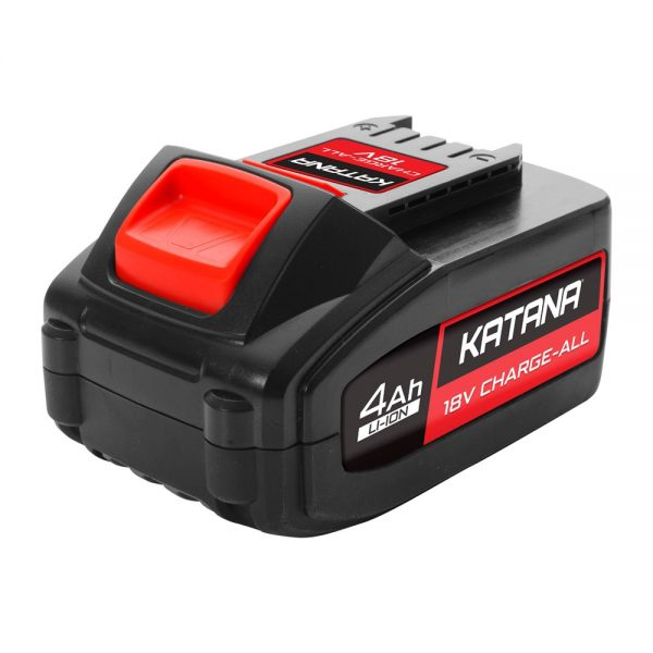 (product) Katana 18V Charge-All 4Ah Battery