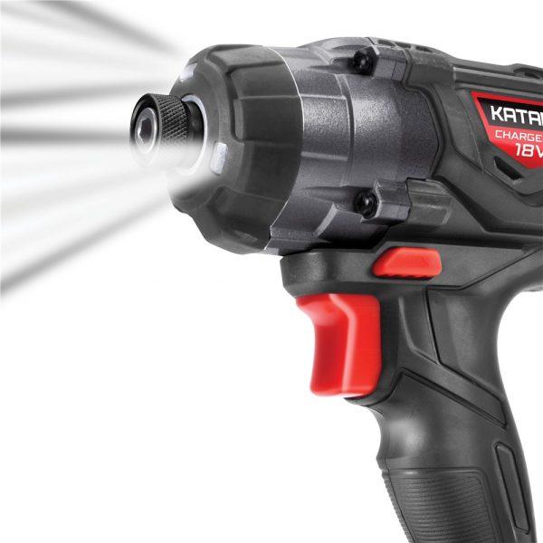 (product) Katana 18V Charge-All Impact Driver
