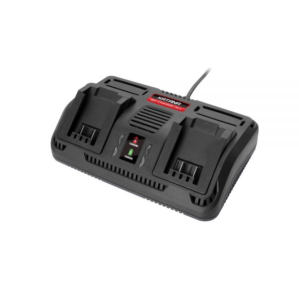 (product) Katana 18V Twin Battery Charger